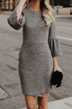 eccc6732177f 11 Best Casual dresses for winter images | Casual outfits, Fall ...