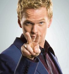 Neil Patrick Harris--My imaginary husband--forever!