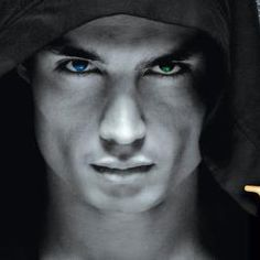 Those eyes are driving me wild... JR Ward fans rejoice!!! Here come Blay and Qhuinn!!!!