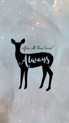 Harry Potter / Always / Quotes / Lookscreen // Siempre / Frases /Fondo de pantalla