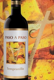 Paso A Paso Tempranillo | Wines From Spain....funny old Spanish book!