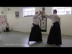 Shomen uchi shiho nage ura - 5 October 2013 - YouTube