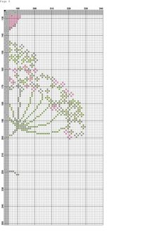 Vallmo 6 Cross Stitch Bird, Cross Stitch Flowers, Shawl Patterns, Cross Stitch Patterns, Blackwork Embroidery, Pink Peonies, Needlepoint, Colorful Backgrounds, Poppies