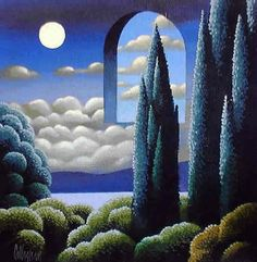 :::: PINTEREST.COM christiancross :::: George Callaghan  -  Into The Morning