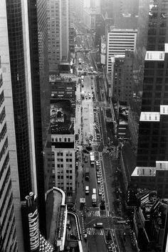 beautiful shot of NYC. Jamie Beck Photography.