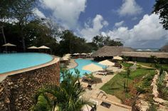 Baobab Beach Resort is located on one of the most popular beaches in the Africa, Diani Beach. The resort lies on over 500 metres of golden beach. Enjoy the romance around you.