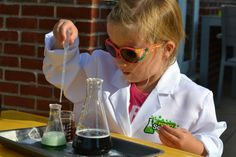 Great science experiments for preschoolers