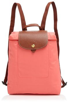Longchamp Backpack-I just got this but In a prune color I love it soon much!!