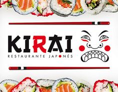 "Check out new work on my @Behance portfolio: ""Branding - Restaurante Japonés KIRAI"" http://on.be.net/1BPxZlc"