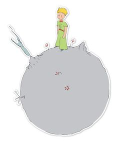 Another great find on #zulily! The Little Prince Asteroid Wall Decal #zulilyfinds