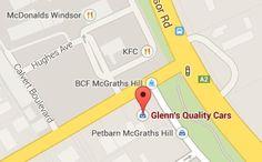 2006 Ford Falcon XR6 Sedan Glenn's Quality Cars 3 Groves Ave Mulgrave Sydney NSW 2756 www.glennsquality... sales@gqcnsw.com.au 02 4577 6133 #CARBUYINGASITSHOULDBE