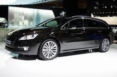 508 SW Peugeot Characteristics - http://autotras.com