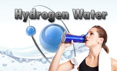 Catalyst Hydrogen Water