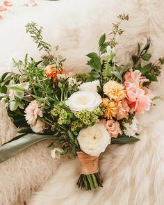 These are the best wedding bouquet wraps. They're the perfect accent to complete your wedding bouquet. Prom Bouquet, Summer Wedding Bouquets, Ribbon Bouquet, Bouquet Wrap, Boho Wedding, Wedding Colors, Wedding Ceremony, Wedding Ideas, Prom Flowers