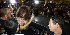 Protesto contra a Copa em SP acaba com confusão e quatro detidos - 24/06/2014