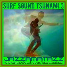 "Jazzamatazz - Retro Dj mixes of many groovy styles of music and Bombshell Radio Present  The 3rd Surf Sound Tsunami 26 non-stop tracks. Surf music began in the early 1960s as mainly instrumental dance music with a medium to fast tempo.The sound was dominated by electric guitars which were particularly characterized by the extensive use of the ""wet"" spring reverb of Fender amplifiers. A vibrato arm on the guitar allowed the pitch bend of notes downward electronic tremolo effects and rapid…"
