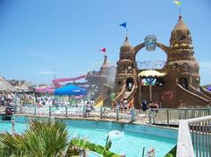Schlitterbahn Beach Waterpark - South Padre Island, TX