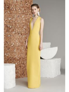 Discover the full Solace London collection of dresses with brand exclusives online now. Shop midi dresses, maxi dresses and gowns with UK next day or express global shipping. London Grace, Balenciaga Shirt, Petite Fashion, Yellow Dress, Women Wear, Bodycon Dress, Gowns, Fashion Outfits, Formal Dresses