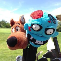 Awesome Golf Head Covers!