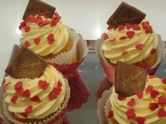 Angolo Dolce. Cup cake