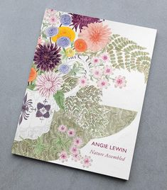 Here's the catalogue for Angie Lewin's 2020 exhibition of watercolours, 'Nature Assembled'. The exhibition runs from 30th September until 24th October 2020 at The Scottish Gallery in Edinburgh. Patterns In Nature, Print Patterns, Angie Lewin, Natural Selection, Unique Words, Limited Edition Prints, Arts And Crafts, Watercolours, Fine Art