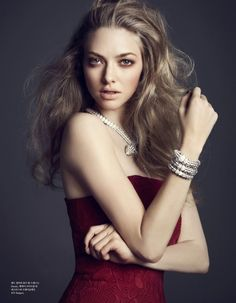 Amanda Seyfried - ELLE Magazine (Korea)(2) - January 2014 Issu_美美 - 美丽鸟