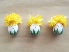Flower Fairies #easterdiy