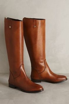 Charles David Jola Boots Brown 10 Boots #anthrofav