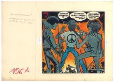 Kája Saudek - Muriel a andělé. 1969. Childrens Books, Book Art, Typography, Comic Books, Illustration, Letterpress, Children Story Book, Letterpress Printing, Altered Book Art