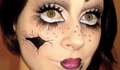 halloween makeup ideas - Google Search