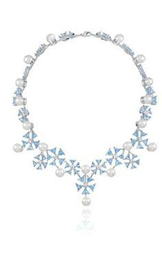 Chopard Disney Princess Cinderella Necklace.