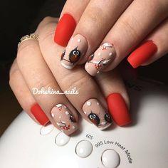 226 отметок «Нравится», 1 комментариев — Ногти | Маникюр | Nails (@dizajn_nogtej) в Instagram: «Мастер @dokshina_ya #dizajn_nogtej #маникюр #ногти #красивыйманикюр #красивыеногти #идеиманикюра…»