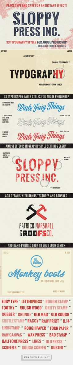 Sloppy Press Inc. - Extras - YouWorkForThem