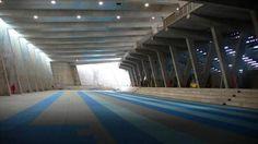 Santa cruz de tenerife, Spain  Tenerife Athletics Stadium  AMP ARQUITECTOS