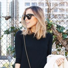 blond lob - Google Search