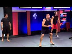 GSP RUSHFIT Georges St-Pierre's Full Body Strength & Conditioning Workout