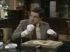 Mr Bean - The library    :D