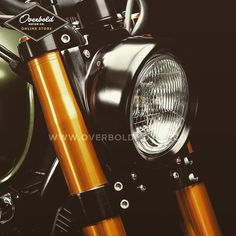 OVERBOLD MOTOR CO. : Photo