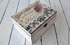 Dreams Factory: Vintage box - Maison des fleurs