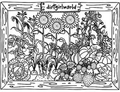 Here is Garden Coloring Sheets for you. Garden Coloring Sheets lifes a garden free adult coloring page. Camping Coloring Pages, Garden Coloring Pages, Leaf Coloring Page, Vegetable Coloring Pages, Coloring Pages Winter, Sports Coloring Pages, Secret Garden Coloring Book, Coloring Pages For Boys, Flower Coloring Pages
