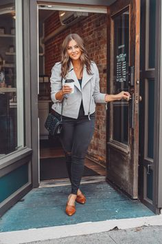 Try On Confidential: Size Inclusive Denim — Caralyn Mirand - plus size fashion for women - Curvy Girl Outfits, Curvy Girl Fashion, Mom Outfits, Look Fashion, Plus Size Outfits, Fall Outfits, Casual Outfits, Fashion Outfits, Womens Fashion