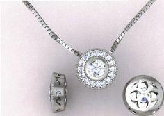 Necklaces!  CAD Design your own unique stunner!