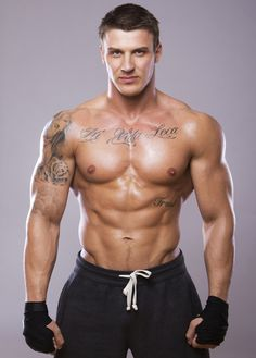 After a proper training you can have a body like this too.