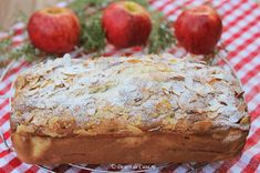 Chec cu mere No Cook Desserts, Banana Bread, Muffin, Sweets, Chicken, Meat, Cooking, Breakfast, Apple Cakes