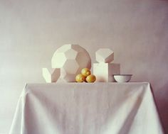 Still Life Photo - Three Lemons by William A. Berry