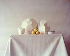 William A. Berry white / minimal & geometries / spaces