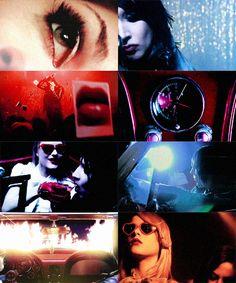 """Marilyn Manson's music video for """"Heart Shaped Glasses"""" starring Evan Rachel Wood."""