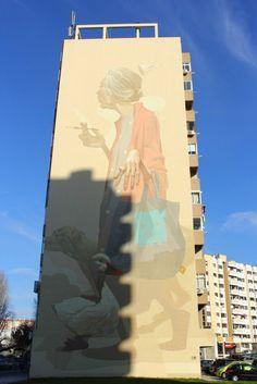 Lisbonne, le meilleur spot de street art au monde?