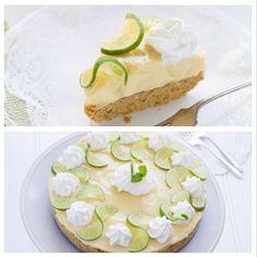 Key Lime Pie #sousvide
