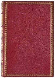 Franziska. Ein modernes Mysterium in fünf Akten. Mchn., G.Müller 1912. 182 S., 1 Bl. Rotes Maroquin von P.A.Demeter in Leipzig (sign.)
